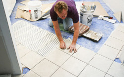 Основные правила работы с керамической плиткой